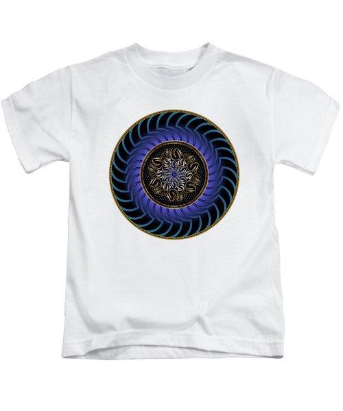 Circularium No. 2723 Kids T-Shirt
