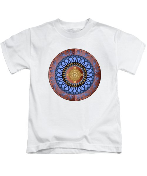 Circularium No. 2731 Kids T-Shirt