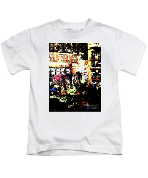 City Stroll Kids T-Shirt