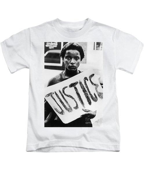 Civil Rights, 1961 Kids T-Shirt