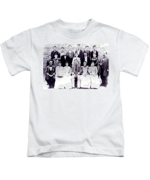 Class Of 1894 Bw Kids T-Shirt