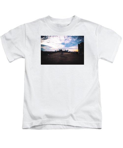 Cleveland From Afar Kids T-Shirt
