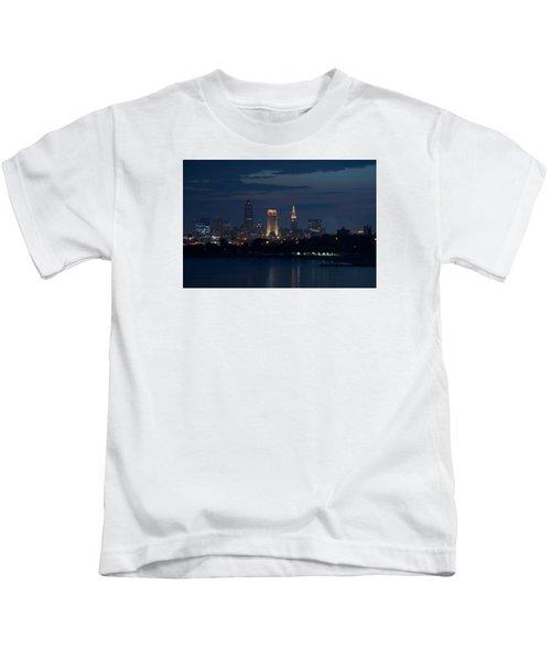 Cleveland Reflections Kids T-Shirt
