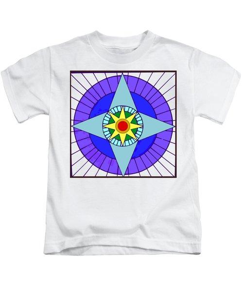 Co-ra Soul Portrait Kids T-Shirt