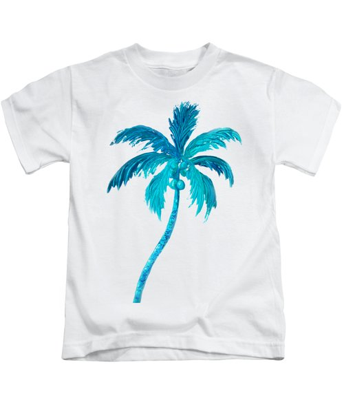 Coconut Palm Tree Kids T-Shirt