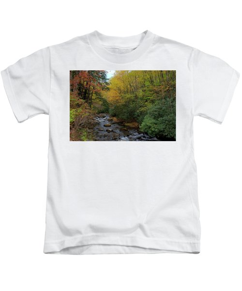 Cold Stream Kids T-Shirt