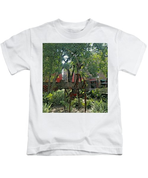 College Creature Kids T-Shirt