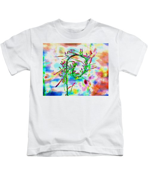 Color Curl Kids T-Shirt