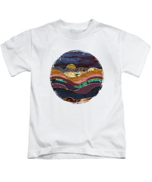 Color Fields Kids T-Shirt