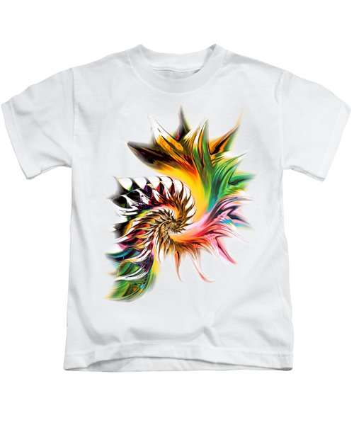 Colors Of Passion Kids T-Shirt