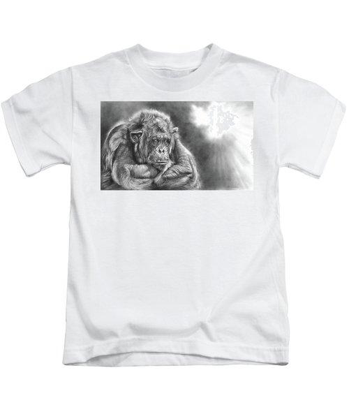 Comfortably Numb Kids T-Shirt