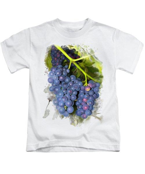 Concord Grape Kids T-Shirt