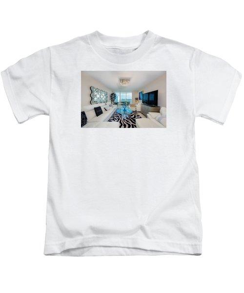 Condo Living Kids T-Shirt