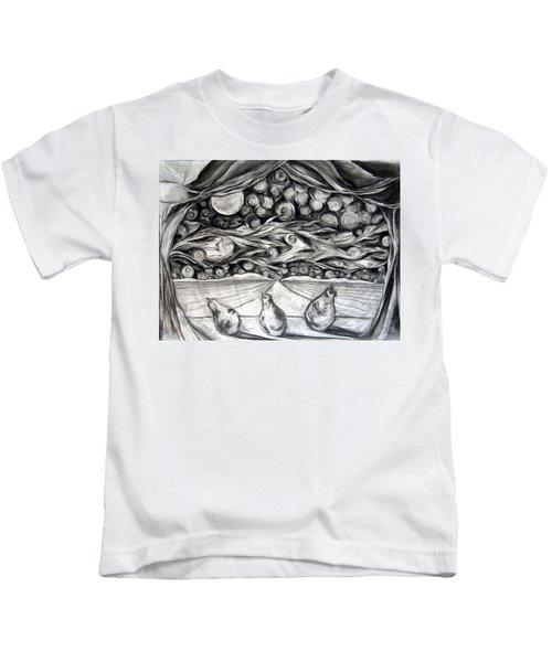 Consequence Beyond The Horizon - Study Kids T-Shirt
