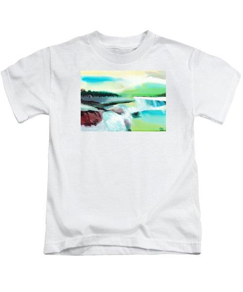 Constructing Reality 1 Kids T-Shirt