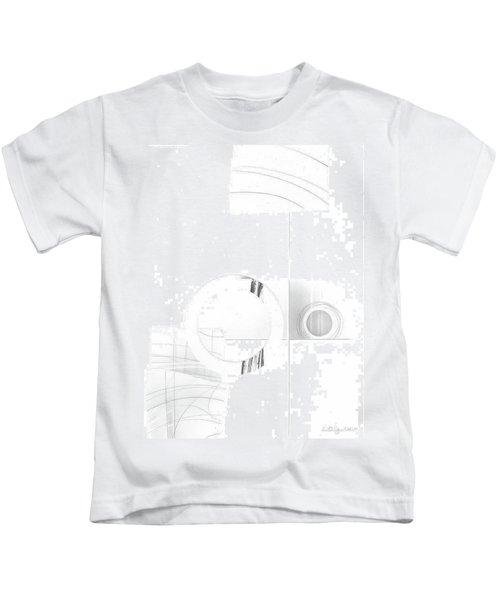 Construction No. 1 Kids T-Shirt