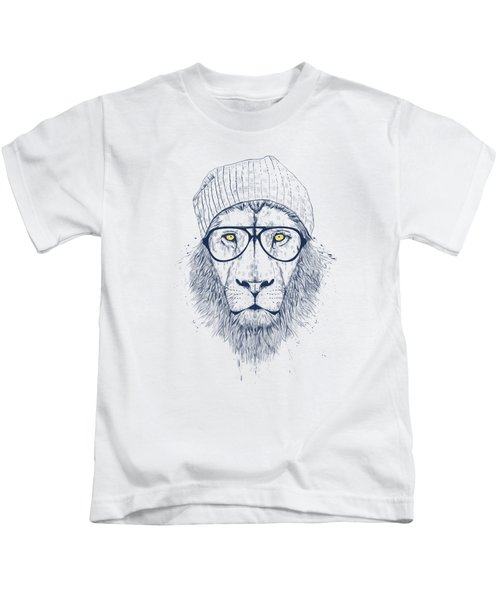 Cool Lion Kids T-Shirt