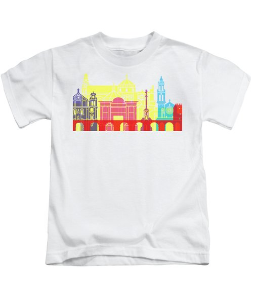 Cordoba Skyline Pop Kids T-Shirt