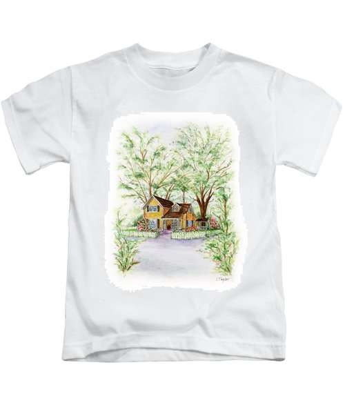 Corner Charmer Kids T-Shirt