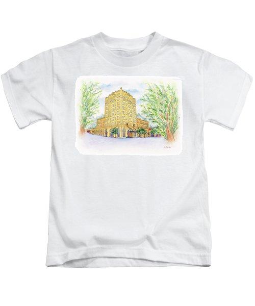 Corner Grandeur Kids T-Shirt