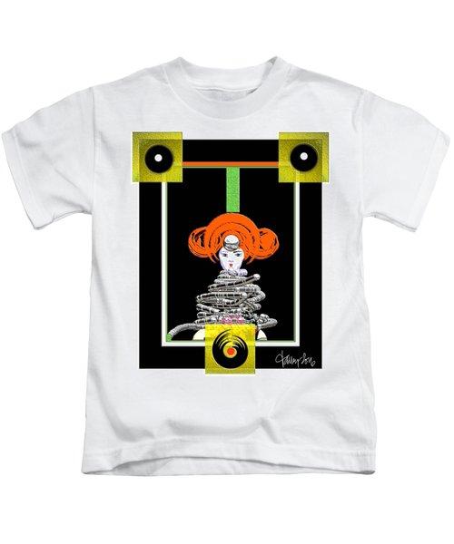 Cosmic Geisha - Close Encounter Kids T-Shirt