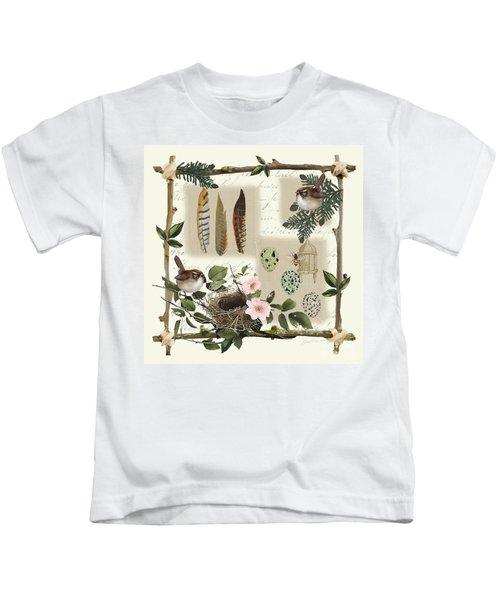 Country Charm-jp3031 Kids T-Shirt