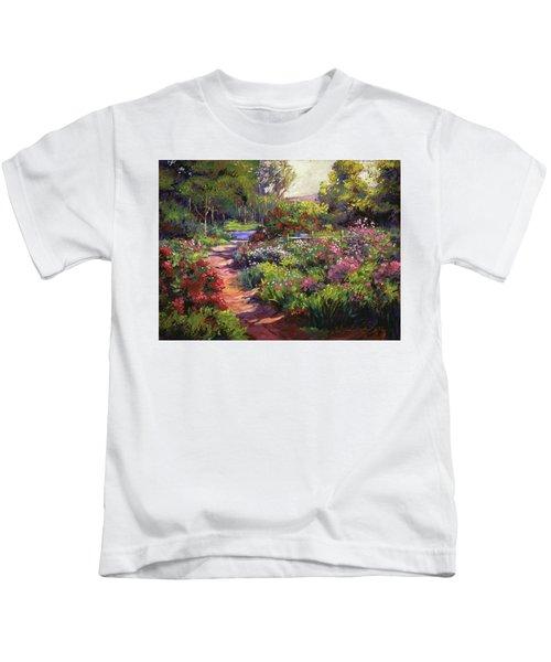 Countryside Gardens Kids T-Shirt