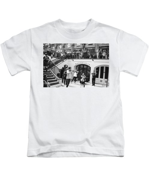 Covent Garden Music Kids T-Shirt