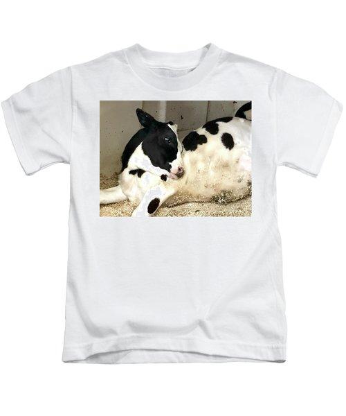 Cow Cutie Kids T-Shirt