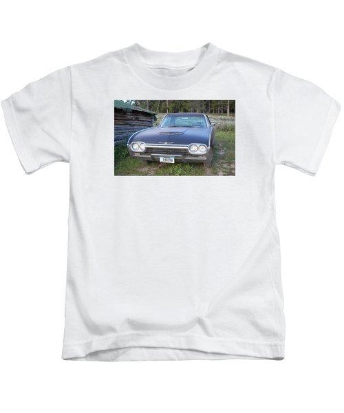 Cowboys Cadillac Kids T-Shirt