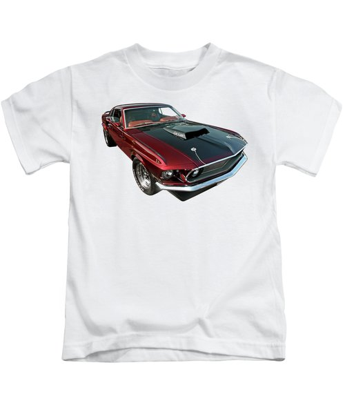 Coz I Can  Kids T-Shirt by Gill Billington