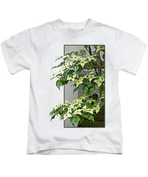 Creamy Delicious - Chinese Dogwood - Cornus Kousa Kids T-Shirt