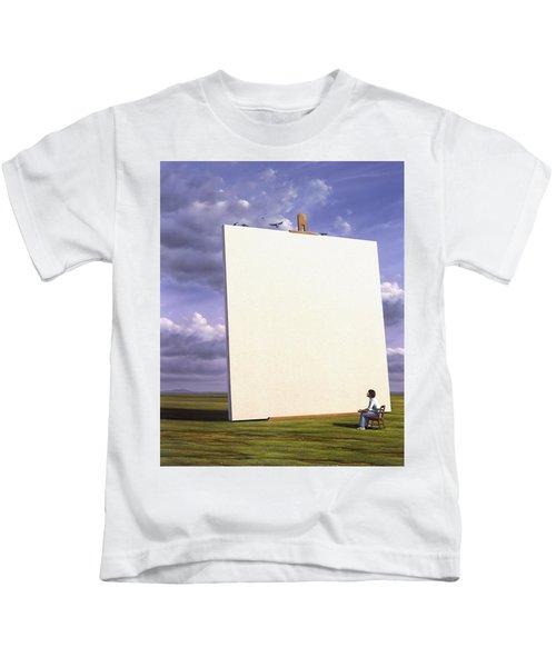 Creative Problems Kids T-Shirt