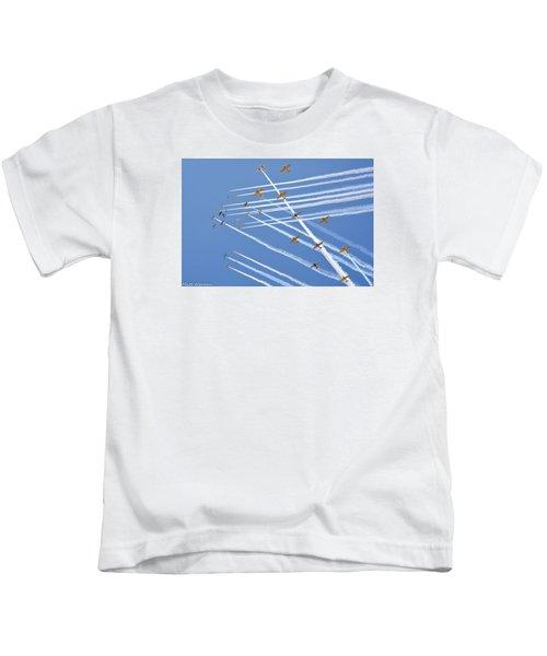 Crisscross Kids T-Shirt