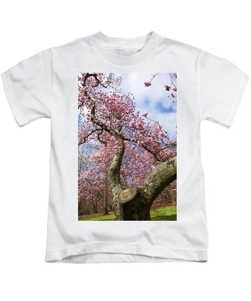 Crooked Magnolia Kids T-Shirt