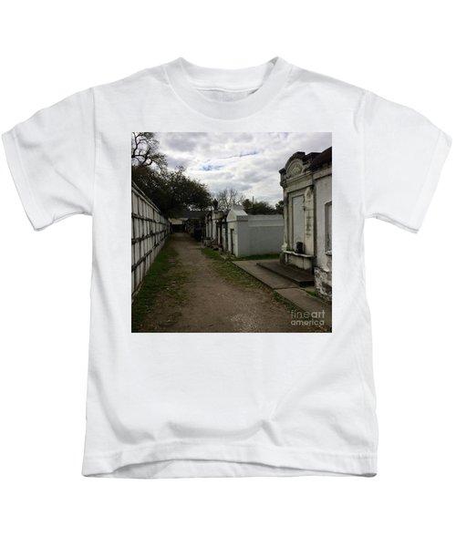 Crypts Kids T-Shirt