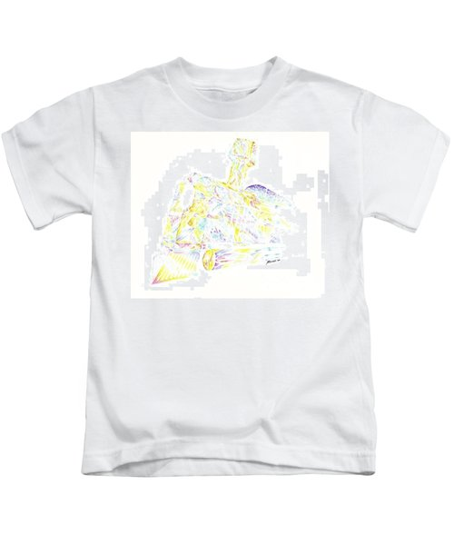 Crystal Train Kids T-Shirt