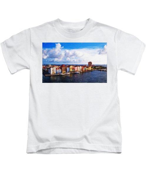 Curacao Oil Kids T-Shirt