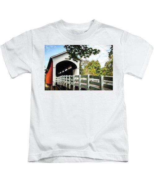 Currin Bridge Kids T-Shirt