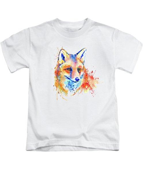 Cute Foxy Lady Kids T-Shirt