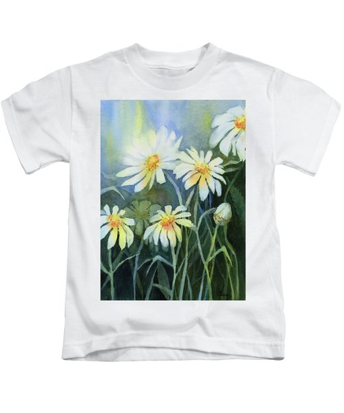 Daisies Flowers  Kids T-Shirt