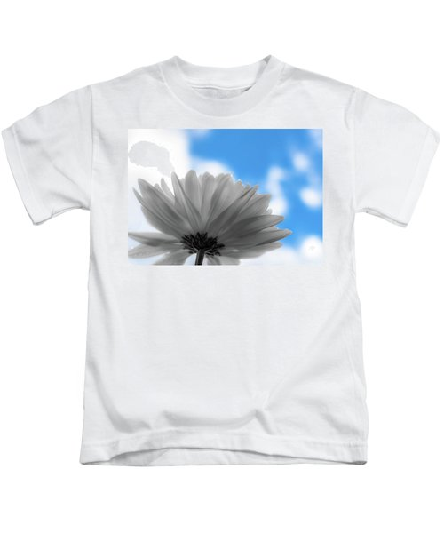 Daisy Blue Kids T-Shirt