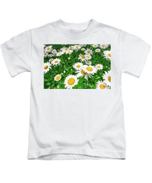 Daisy Garden Kids T-Shirt