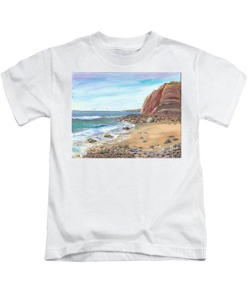 Dana Point Beach Kids T-Shirt