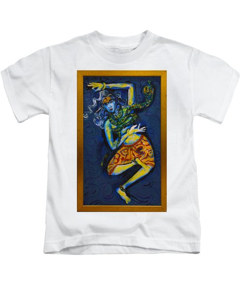 Dancing Shiva Kids T-Shirt