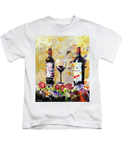 Date Night Kids T-Shirt