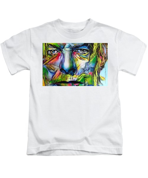 David Bowie Kids T-Shirt