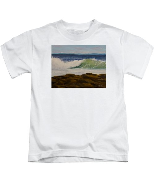 Day After The Storm Kids T-Shirt