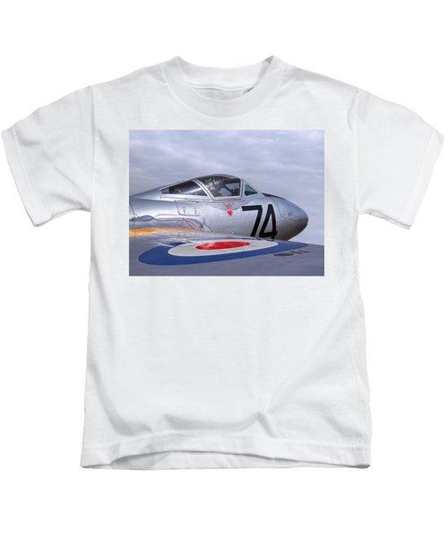de Havilland Vampire Kids T-Shirt