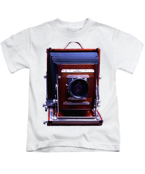 Deardorff 8x10 View Camera Kids T-Shirt